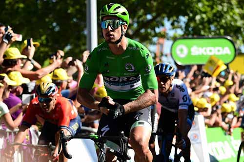 Peter Sagan supera subidas e vence com facilidade 5ª etapa do Tour de France  / Foto: Divulgação Tour de France
