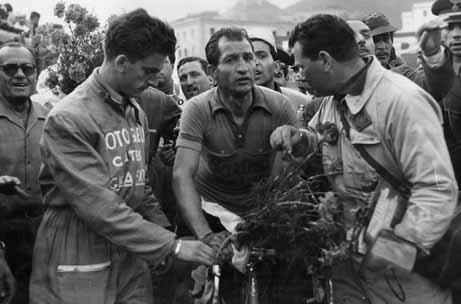 """Um dos maiores campeões da história do ciclismo, Gino Bartali, pode ter sido um dos """"justiceiros"""", em Israel / Foto: UCI"""