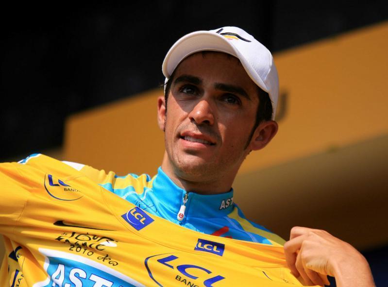 O espanhol será julgado pelo Tribunal Arbitral Esportivo em novembro, podendo perder o título da Volta da França e do Giro d'Italia / Foto: Recoma/Divulgação