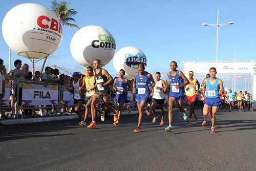 6d7a4765428 Pelo quarto ano consecutivo a cidade de Salvador sedia a Meia Maratona  Caixa da Bahia