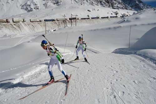 Brasil destaca-se na 1ª etapa de Biathlon de Inverno da temporada