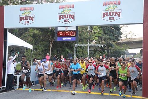 c326a03a79 Largada da Arnold Run   Foto  Rodrigo Dod Savaget