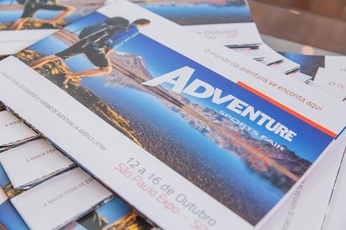 ecadf5d056 Começa hoje a venda de ingressos para a Adventure Sports Fair ...