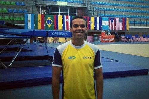 Com vaga garantida após o Mundial da Dinamarca, atleta será o primeiro representante do Brasil na modalidade na história das Olimpíadas / Foto: Divulgação