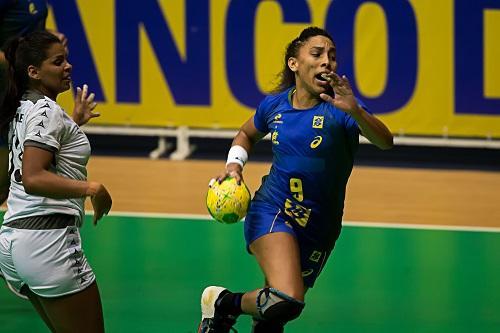 76a0d42b9a7bd Brasil defende título do Pan Feminino de Handebol a partir deste ...