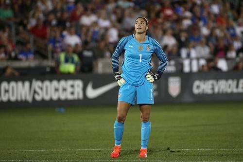Hope Solo / Foto:  Doug Pensinger / Getty Images