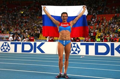 Yelena Isinbayeva / Foto: Getty Images