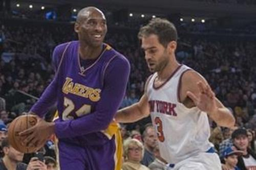 Kobe Bryan / Foto: Gregory J. Fisher / USA Today Sports