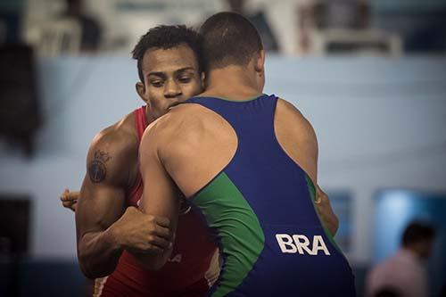 f6378ca4be Confederação Brasileira de Wrestling anuncia delegação para o Pan ...