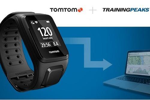 00ef23b003a Relógios esportivos da TomTom agora são compatíveis com o aplicativo de  monitoramento de treinos TrainingPeaks