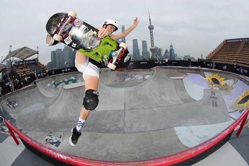 A etapa final do Vans Park Series desembarca na China no dia 27 / Foto: Divulgação